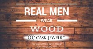 Real men wear wood
