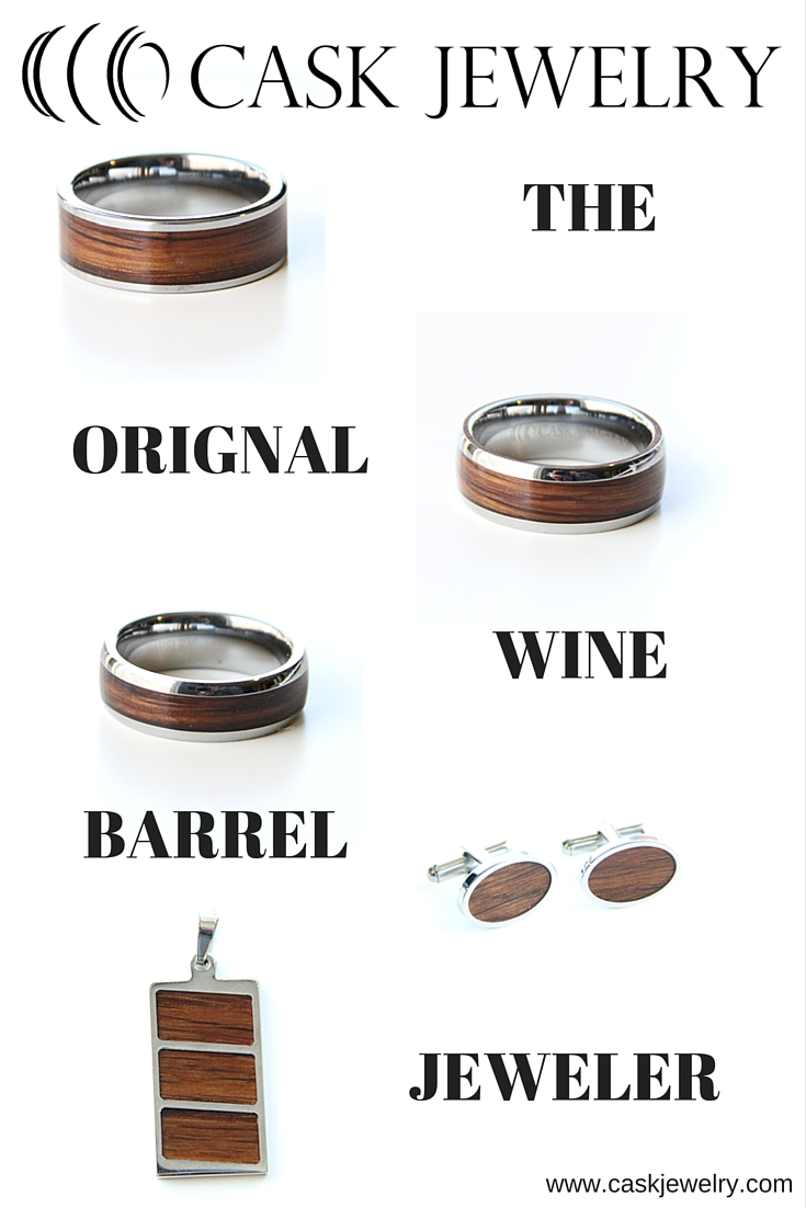 The original wine barrel jeweler pinterest