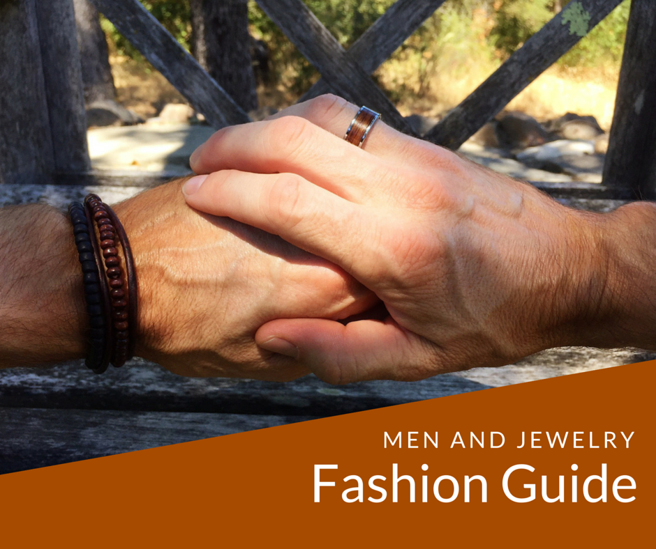 Men and Jewelry Fashion Guide