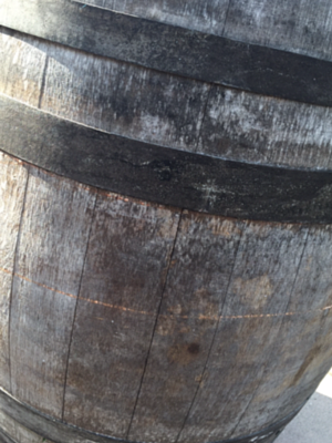 wine barrel for cask jewelry