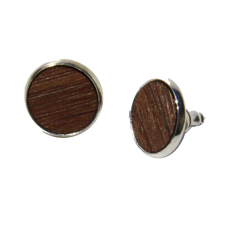 Delia (silver plated) Earrings