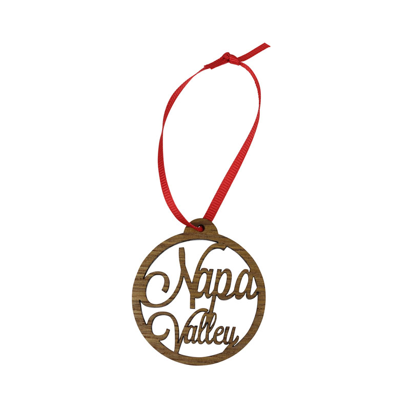 Napa Valley Ornament